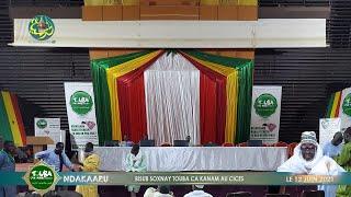 En Direct Dakar: Bisub Soxnay Touba Ca Kanam au CICES