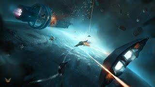 Elite: Dangerous #5 Capital Ship Combat Zone (High Intensity) [Cobra Mk III]