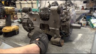 Skidoo REV motor mount replacement, Episode #8 of the 700 REV mod sled build!  PowerModz!