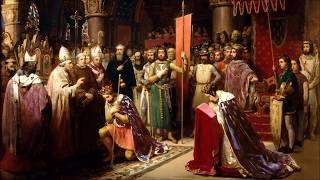 Алиенора Аквитанская - королева Франции, королева Англии, мать Ричарда 1 Львиное Сердце.