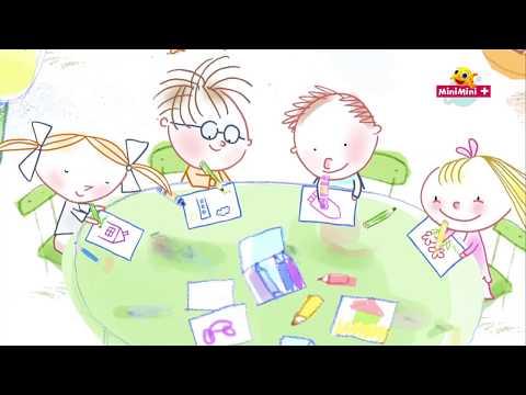 Rysuj z nami | Myszka w Paski | Piosenka MiniMini+