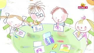 Rysuj z nami   Myszka w Paski   Piosenka MiniMini+