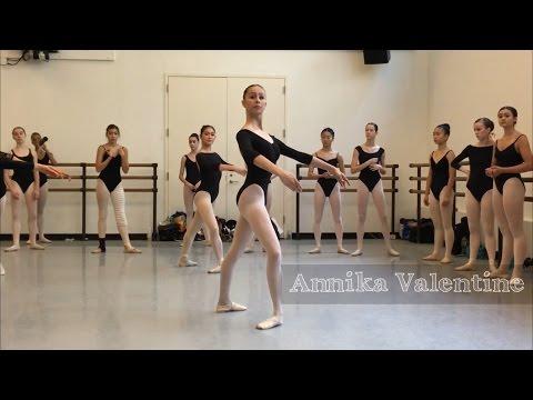 Summer Ballet Intensive Ellison Ballet New York City week 6