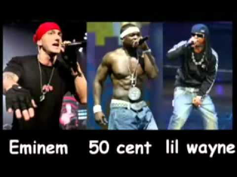 Anthem Of The Kings! - Eminem - 50 Cent - Lil Wayne