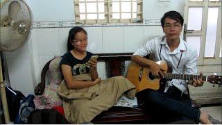 Giai Điệu Tình Yêu - Đặng Thảo Trâm Guitar Cover