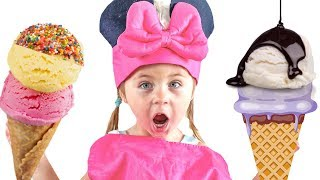 Ice Cream Chocolate Popsicles | Learn Colors Nursery Rhymes | Songs for Kids with JASON