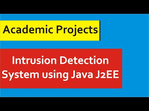 Java Projects with Source Code - Intrusion Detection System in Web Application