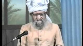 Urdu Dars Malfoozat #522, So Said Hazrat Mirza Ghulam Ahmad Qadiani(as), Islam Ahmadiyya