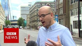 """London Attacks: """"We are not going to let these people win"""" BBC News"""