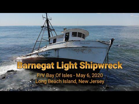 Bay Of Isles - Barnegat Light LBI, NJ Shipwreck
