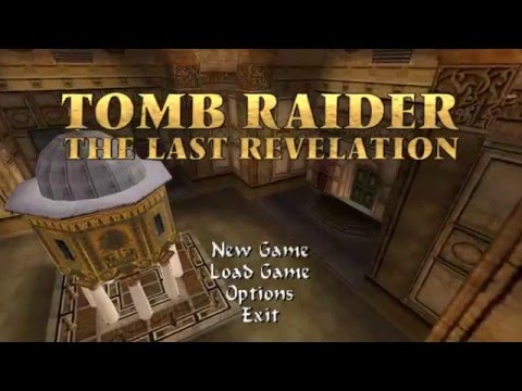 Tomb Raider 4: The Last Revelation Livestream - Part 5