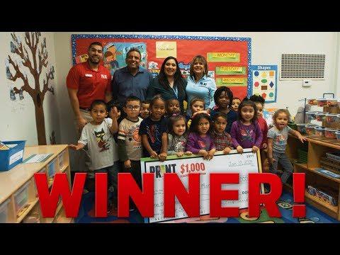 Print Centers December Teacher Scholarship Winner -Yvonne Salazar Mares