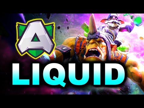 LIQUID vs ALLIANCE - MDL DISNEYLAND - PARIS MAJOR DOTA 2