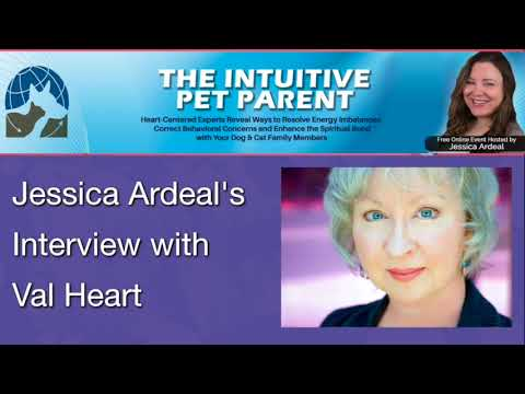 Taking a Stand for Animal Intelligence Intuitive Pet Parents with Val Heart & Jessica Ardeal