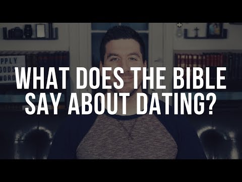 glorifying god in dating relationships