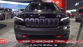 2020 Jeep Cherokee Trail Hawk - Exterior And Interior - LA Auto Show 2019