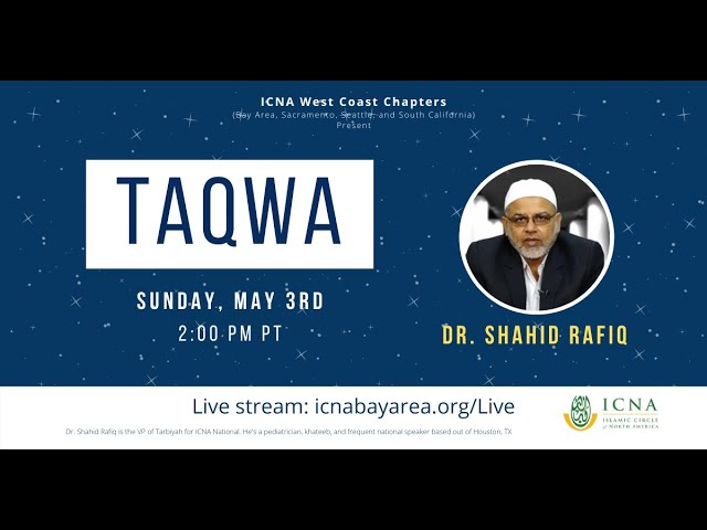 Ramadan 2020: Taqwa