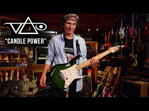 Steve Vai - Candle Power