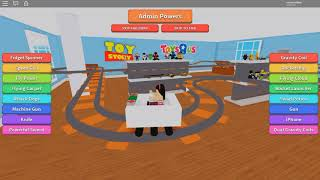 THE CRAZY ROLLER COASTER OF TOY STORY! -ROBLOX