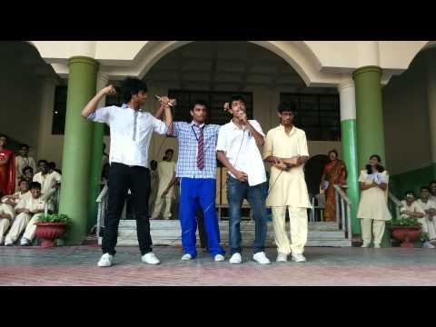 Chettinad Vidyashram- Teachers Day Channel Surfing'14-15