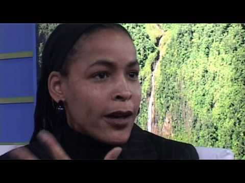Maïté Marie-Antoinette European Office Manager, Guadeloupe Islands Tourist Board @ ITB Berin 2011