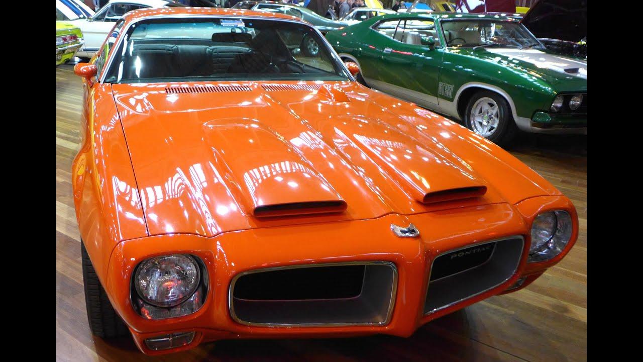 Pontiac Firebird 1970 Formula 400 Muscle Car Melbourne Australia