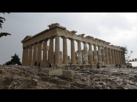 A Tourist's Guide to Athens, Greece