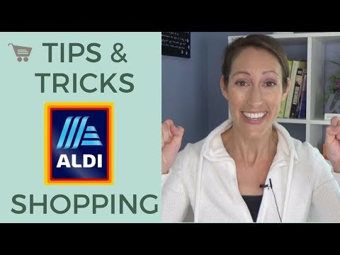How to Shop Healthy at Aldi on a Budget  ( Beginners Intro to Aldi)