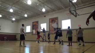 Isaiah Rivera Pick Up Game Footage :: In Game Dunks :: But Can He Shoot Tho? Video