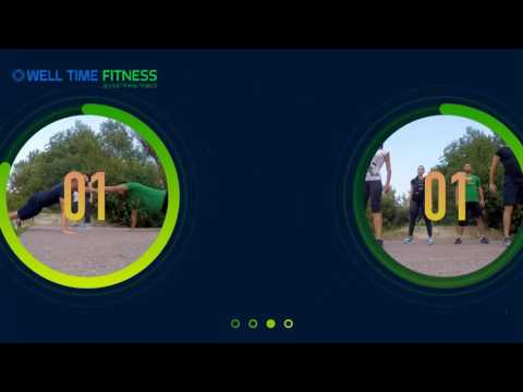 Functional Training - Well Time Fitness, Iasi