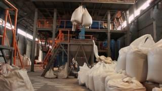Производство гранулированных удобрений
