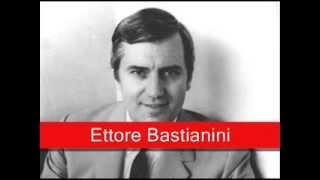 Ettore Bastianini: Verdi - Ernani,
