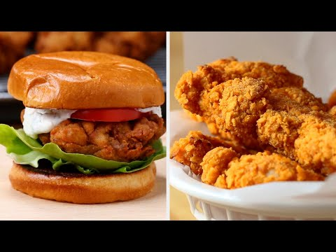 Tasty's Favorite Chicken Recipes! • Tasty Recipes