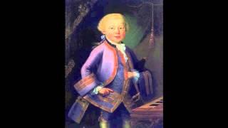 Mozart Variations in F Major KV 54 Anh 138a  1/2 RosemaryThomas