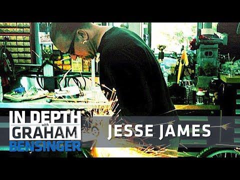 Jesse James on fame: I should be under a car not on a red carpet