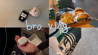 vlog | 일상 브이로그 | 생일 있던 5월달   |…