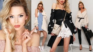 One of Laura Blair's most viewed videos: Huge Primark Haul & Try On | SPRING TRENDS | March 2018