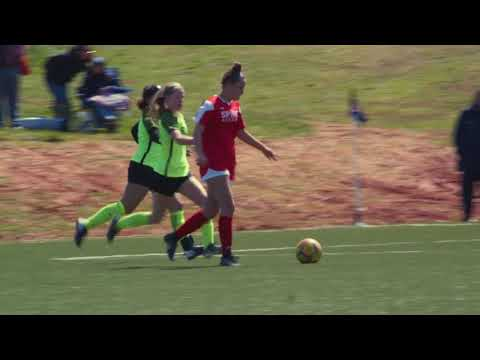A Soccer Family: Carin, Jim, and Talia Gabarra