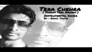 Tera Chehra | Sanam Teri Kasam | Instrumental | Karaoke