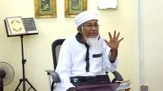 Tazkirah Ramadhan 2016 Surau Sri Saujana oleh Ustaz Azmil Mustapha