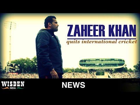 Zaheer Khan retires