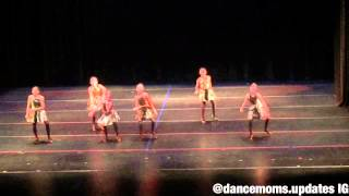 Bossa Nova Baby (feat Dance Moms girls) @ ALDC Showcase