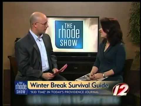 Winter break survival guide in Providence Journal