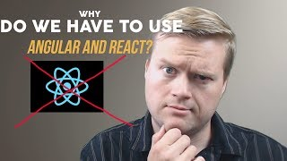 Should You Learn React or Angular Or Something Else?