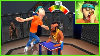 Slap Kings Mobile Gameplay Android & IOS Level 60-80