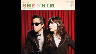 Watch She  Him Blue Christmas video