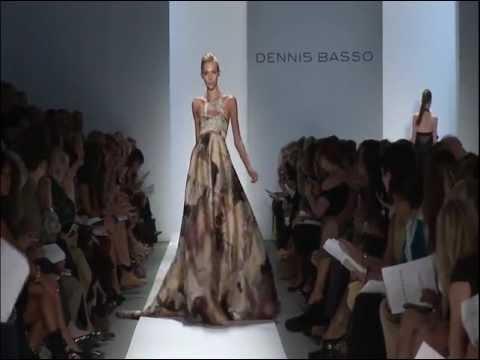 Dennis Basso Spring/Summer 2011 - Mercedes-Benz Fashion Week