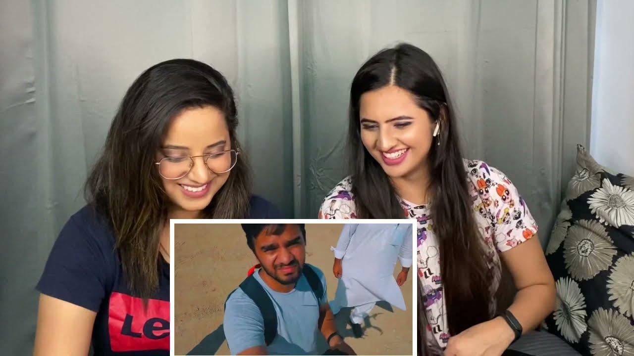 Indian Punjabi Girls React to Irfan Junejo's Gwadar Rally Vlog || Sidhu Vlogs.