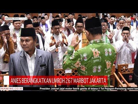 Anis Baswedan Berangkatkan Umroh 267 Marbot Mp3