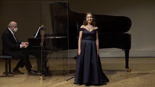Anna Wojcik Third Year Recital